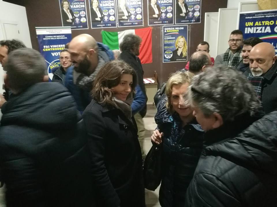 Foto inaugurazione comitato Bagheria 3