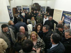 Foto inaugurazione comitato Trabia 2