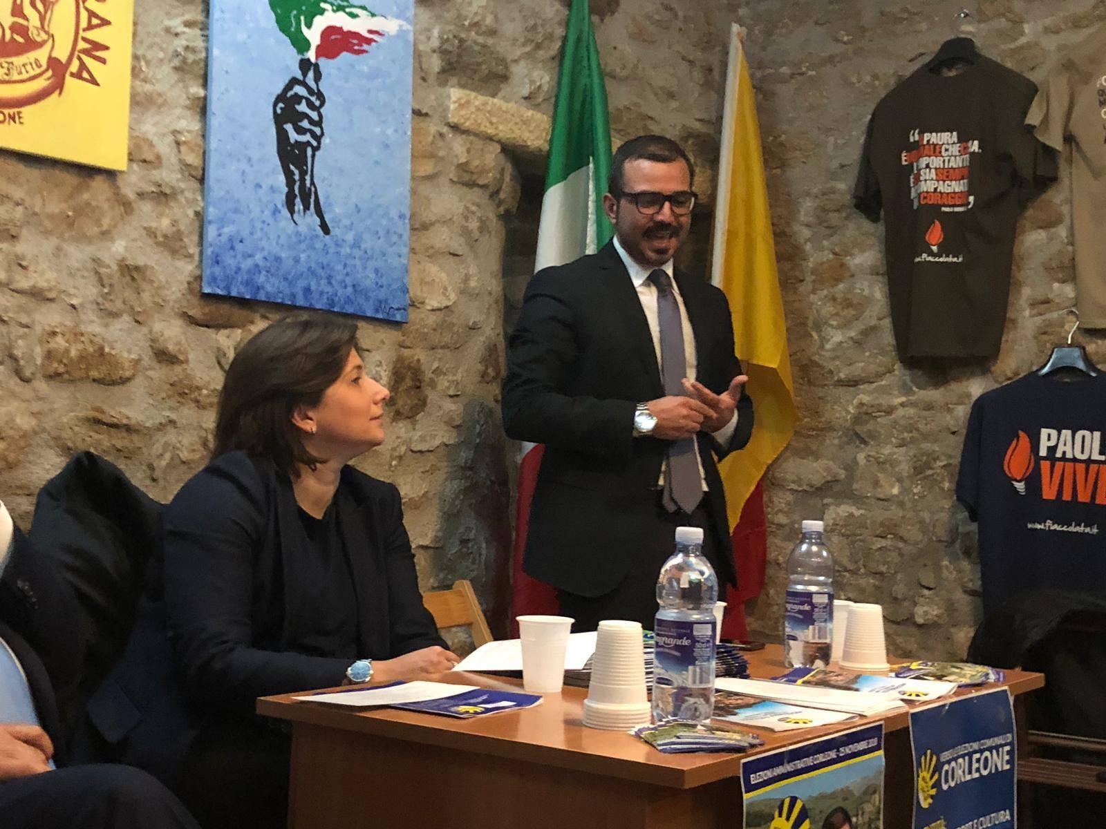 A Corleone per Gaetano Costa 1
