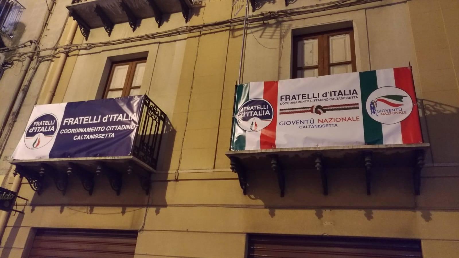 Fratelli dItalia Caltanissetta