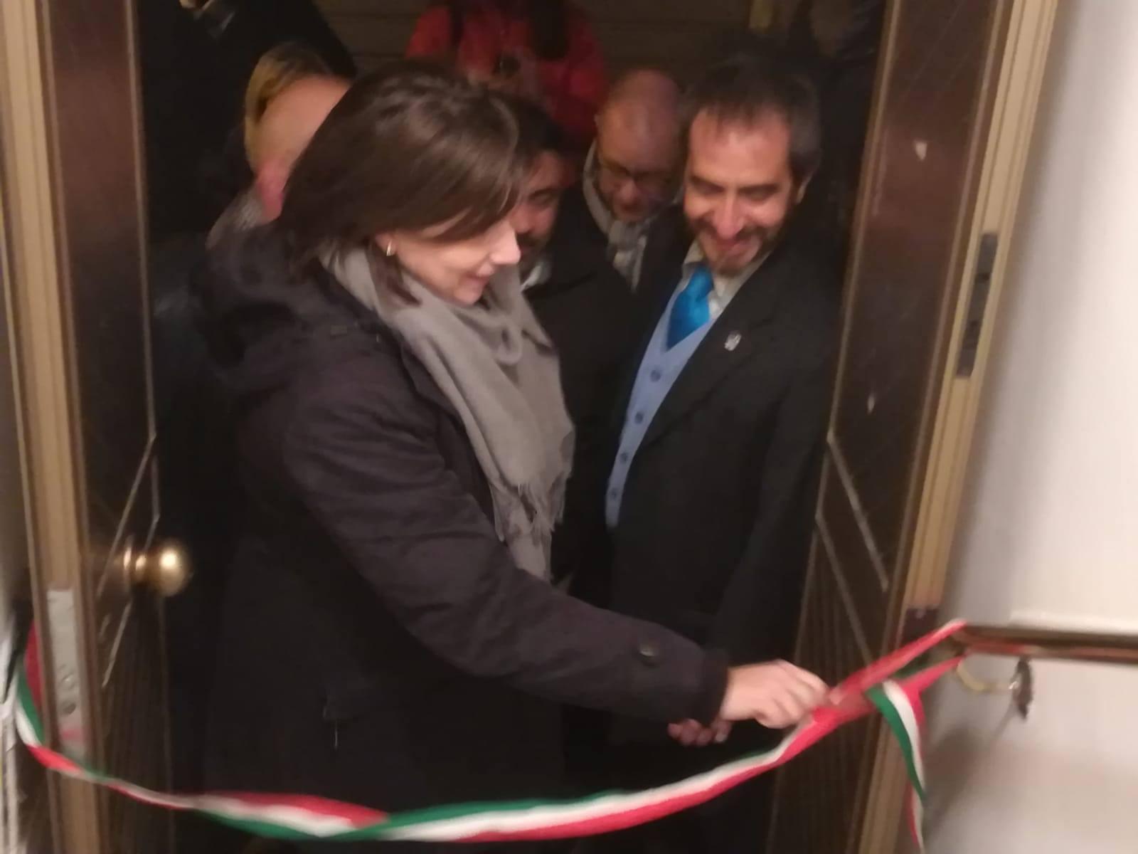 Inaugurata la nuova sede di Fratelli dItalia